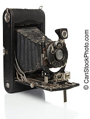 Vintage camera, from my retro revival series