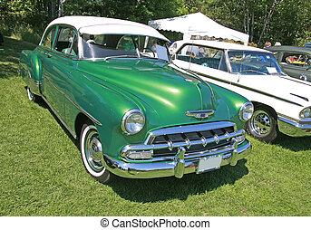 vintage car 49