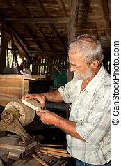 Vintage carpentry