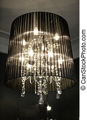 Vintage chandelier lamp - Vintageclassic design chandelier...