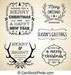Vintage Christmas Designs