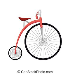 vintage classic bicycle