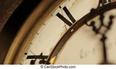 Vintage Clock Face