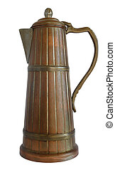 Vintage Copper tankard