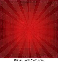 Vintage Dark Red Background
