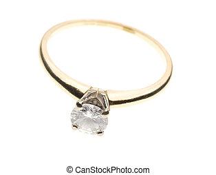 diamond engagement ring - vintage diamond engagement ring ...