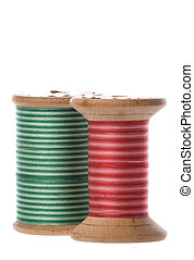 Vintage Embroidery Threads
