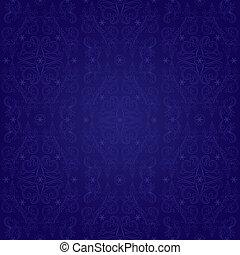 Vintage floral seamless pattern on violet