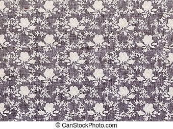 Vintage Floral textile pattern