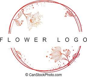 Vintage Flower Design set