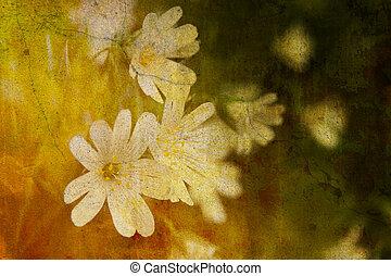 vintage flowers - Vintage flowers