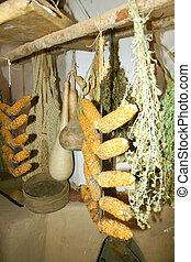 Vintage Food Storage
