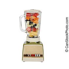 Vintage Fruit Filled Blender