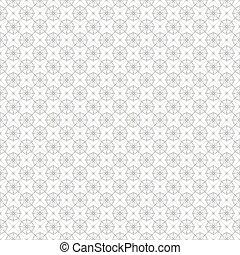 Vintage geometric line seamless pattern background