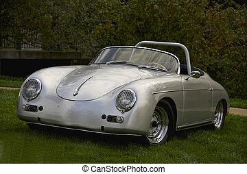 Vintage German Roadster 1