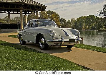 Vintage German Sports Car 2