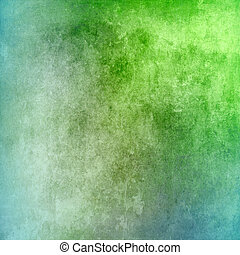 Vintage green and blue texture for background