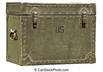 military chest