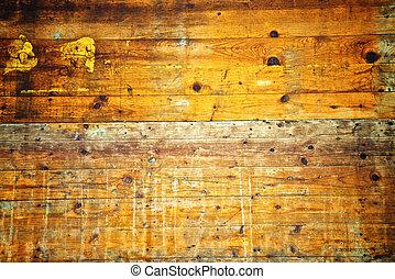 Vintage grunge wood background