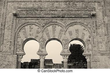 vintage historic architecture