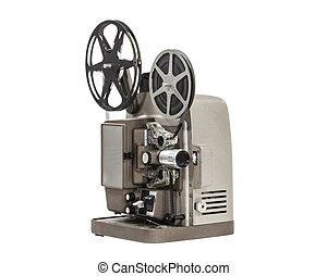 Vintage Home Movie Projector
