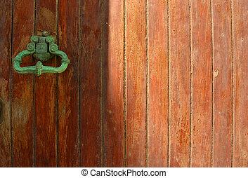 Vintage knocker