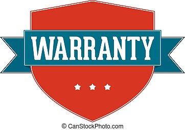 Vintage Label - Warranty