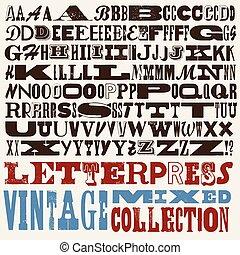 Vintage letterpress collection-05.eps