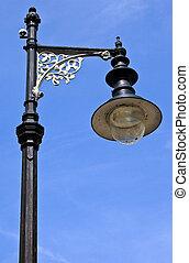 Vintage London Lamp Post