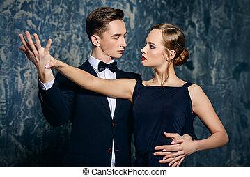 vintage love dance