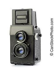 film camera - vintage medium format film camera