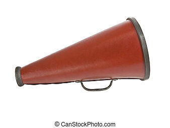 Vintage Megaphone - Vintage megaphone from the 1920's...