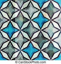 vintage mosaic seamless