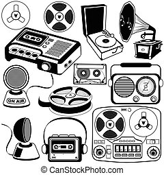 vintage music icons 3