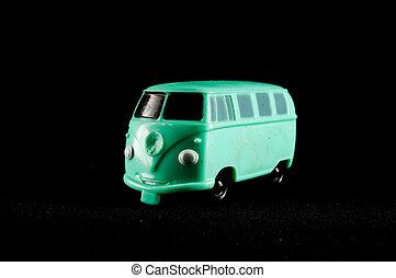 Hippie Bus Van