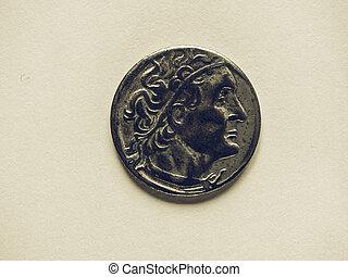 Vintage Old coin