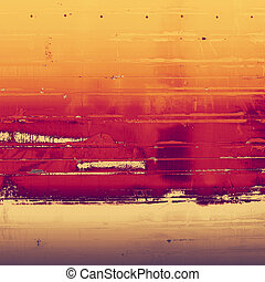 Vintage old texture for background. With different color ...