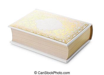 Vintage ornate book