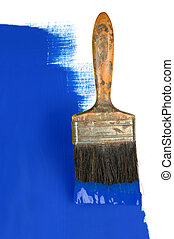 Vintage Paintbrush