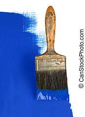 Vintage Paintbrush