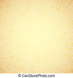 Crumpled paper vintage background. EPS 10 vector illustration. Used transparency layers of lines texture