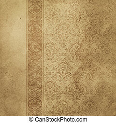 Vintage paper texture or background.