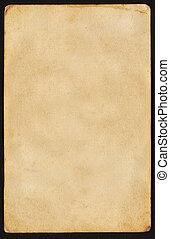 Vintage Paper - Vintage Grungy paper.
