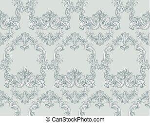 Vintage pattern background Vector illustration