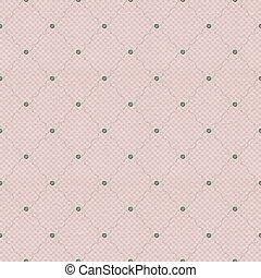 vintage pattern on textured paper