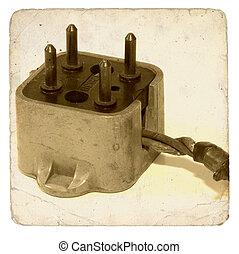 Vintage Phone Plug