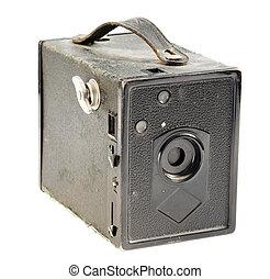 Vintage Pinhole Camera