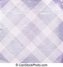 Vintage purple diagonal striped paper background