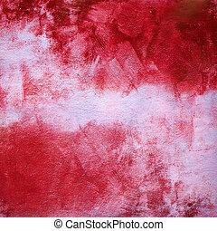 Vintage red grunge background