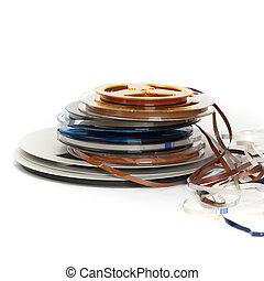 Reel to Reel Tape - Vintage Reel to Reel Tape Bobbin For ...